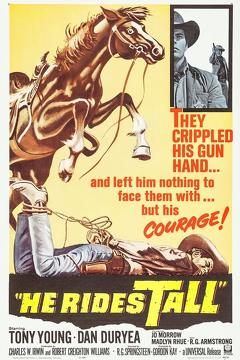 Best Western Movies of 1964 : He Rides Tall