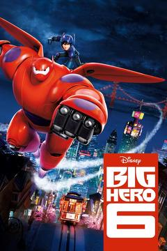 Best Comedy Movies of 2014 : Big Hero 6