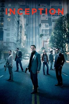 Best Adventure Movies of 2010 : Inception
