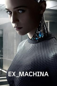 Best Drama Movies of 2015 : Ex Machina