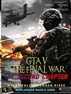 Best War Movies of This Year: GTA V: THE FINAL WAR 2: THE SECOND CHAPTER