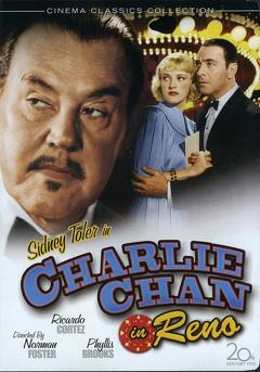 Best Mystery Movies of 1939 : Charlie Chan in Reno
