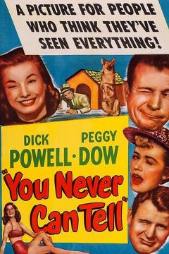 Best Fantasy Movies of 1951 : You Never Can Tell
