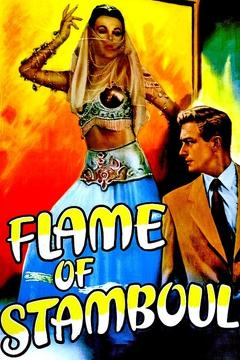 Best Action Movies of 1951 : Flame Of Stamboul
