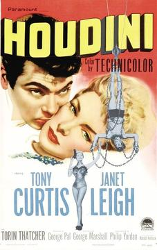 Best History Movies of 1953 : Houdini