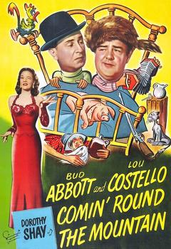 Best Comedy Movies of 1951 : Comin' Round the Mountain