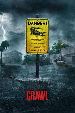 Best Horror Movies of 2019 : Crawl