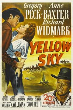 Best Western Movies of 1948 : Yellow Sky