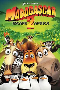 Best Family Movies of 2008 : Madagascar: Escape 2 Africa