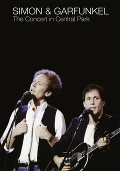 Best Music Movies of 1981 : Simon & Garfunkel: The Concert in Central Park