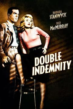 Best Mystery Movies : Double Indemnity