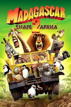 Best Animation Movies of 2008 : Madagascar: Escape 2 Africa