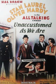 Best Comedy Movies of 1929 : Unaccustomed As We Are