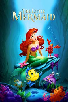 Best Fantasy Movies of 1989 : The Little Mermaid