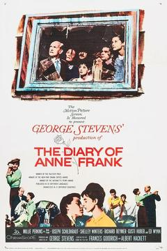 Best Drama Movies of 1959 : The Diary of Anne Frank
