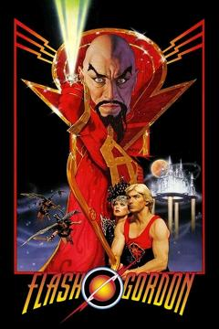 Best Science Fiction Movies of 1980 : Flash Gordon