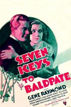 Best Thriller Movies of 1935 : Seven Keys to Baldpate