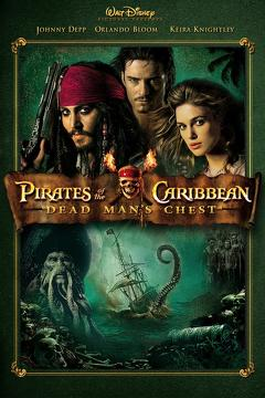 Best Adventure Movies of 2006 : Pirates of the Caribbean: Dead Man's Chest