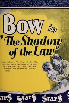 Best Crime Movies of 1926 : Shadow of the Law