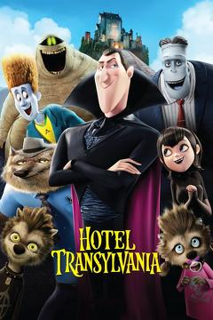 Best Fantasy Movies of 2012 : Hotel Transylvania