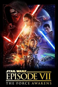 Best Action Movies of 2015 : Star Wars: The Force Awakens