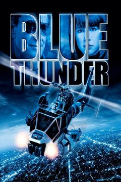 Best Thriller Movies of 1983 : Blue Thunder