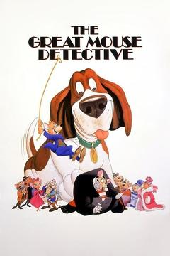 Best Mystery Movies of 1986 : The Great Mouse Detective