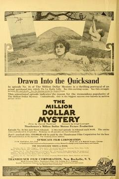 Best Mystery Movies of 1914 : The Million Dollar Mystery