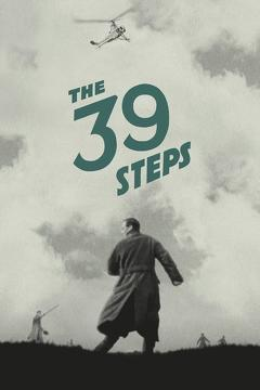 Best Thriller Movies of 1935 : The 39 Steps