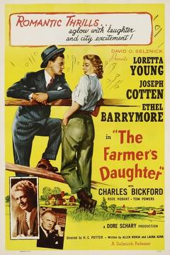 Best Comedy Movies of 1947 : The Farmer's Daughter