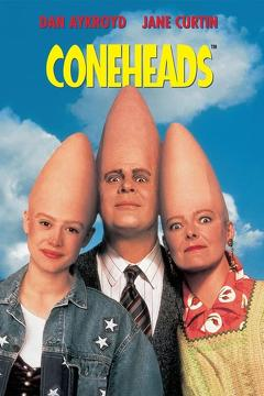 Best Family Movies of 1993 : Coneheads