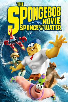 Best Fantasy Movies of 2015 : The SpongeBob Movie: Sponge Out of Water