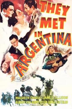 Best Music Movies of 1941 : They Met in Argentina