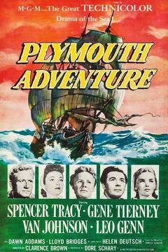 Best History Movies of 1952 : Plymouth Adventure
