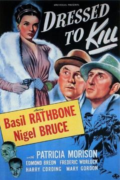 Best Mystery Movies of 1946 : Dressed to Kill