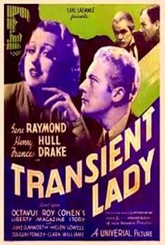 Best Action Movies of 1935 : Transient Lady