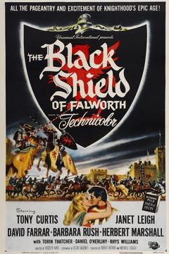 Best Adventure Movies of 1954 : The Black Shield of Falworth
