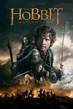 Best Adventure Movies of 2014 : The Hobbit: The Battle of the Five Armies