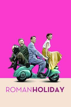 Best Drama Movies of 1953 : Roman Holiday