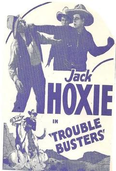 Best Western Movies of 1933 : Trouble Busters