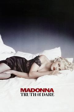 Best Documentary Movies of 1991 : Madonna: Truth or Dare