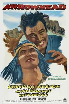 Best Action Movies of 1953 : Arrowhead