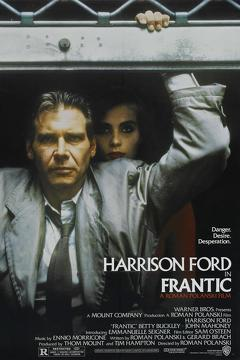 Best Crime Movies of 1988 : Frantic