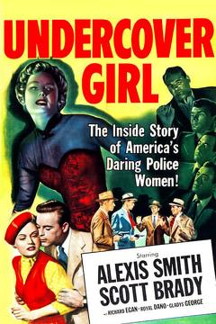 Best Mystery Movies of 1950 : Undercover Girl