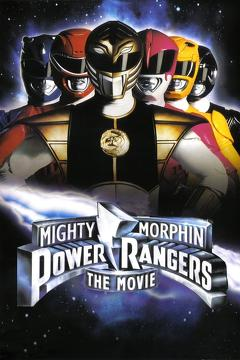 Best Action Movies of 1995 : Mighty Morphin Power Rangers: The Movie