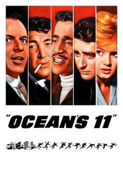 Best Music Movies of 1960 : Ocean's Eleven