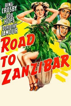 Best Adventure Movies of 1941 : Road to Zanzibar