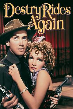 Best Western Movies of 1939 : Destry Rides Again