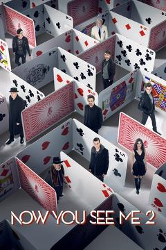 Best Action Movies of 2016 : Now You See Me 2