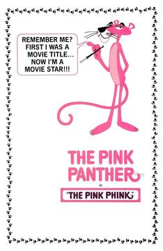 Best Animation Movies of 1964 : The Pink Phink